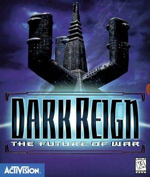 Dark Reign: The Future of War cover