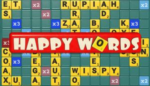 Happy Words cover