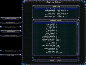 Sacrifice - PCGamingWiki PCGW - bugs, fixes, crashes, mods
