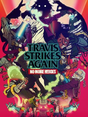 Travis Strikes Again: No More Heroes cover