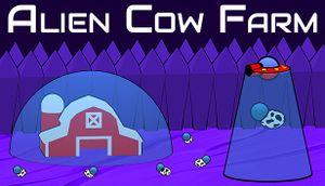 Alien Cow Farm cover