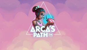 Arca's Path VR cover