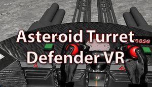 Asteroid Turret Defender VR cover