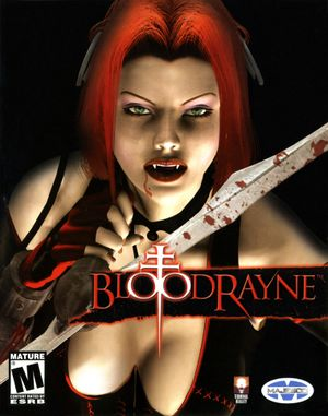 BloodRayne cover