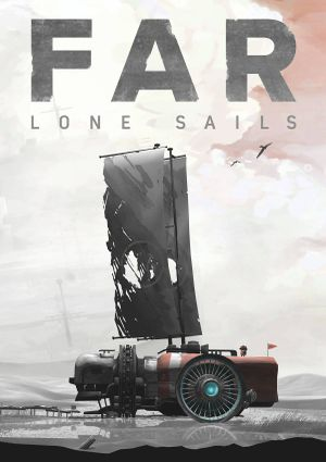 FAR: Lone Sails cover