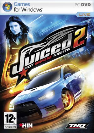 Juiced 2: Hot Import Nights cover