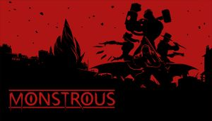 Monstrous cover