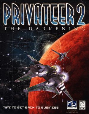 Privateer 2: The Darkening cover