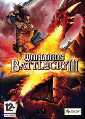 Warlords Battlecry III cover