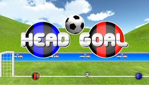 Head Goal cover