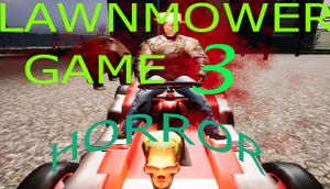 Lawnmower Game 3: Horror cover