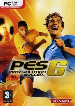 Pro Evolution Soccer 6 - PCGamingWiki PCGW - bugs, fixes, crashes