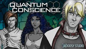 Quantum Conscience cover