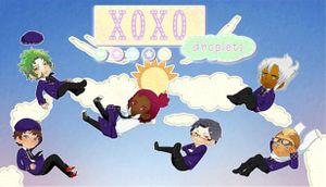 XOXO Droplets cover