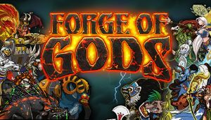 Forge of Gods (RPG) cover