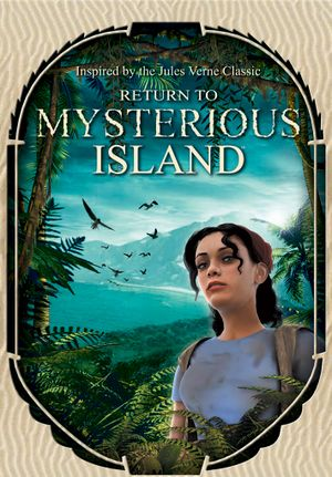 Return to Mysterious Island cover