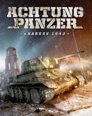Achtung Panzer: Kharkov 1943 cover