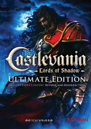 Castlevania: Lords of Shadow cover