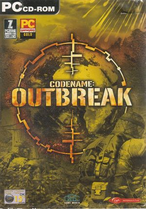 Codename: Outbreak cover