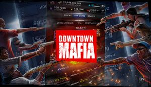 Downtown Mafia: Gang Wars cover