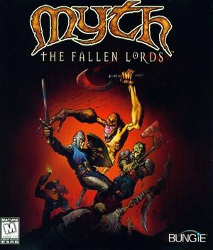 Myth: The Fallen Lords cover