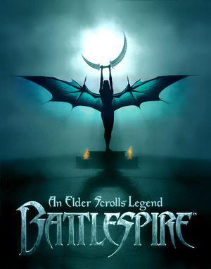 An Elder Scrolls Legend: Battlespire cover