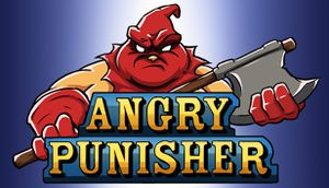 Angry Punisher cover