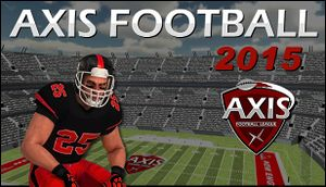 Axis Football 2015 cover