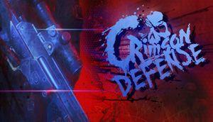 Crimson Defense cover