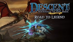 Descent: Road to Legend cover