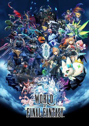 World of Final Fantasy - PCGamingWiki PCGW - bugs, fixes