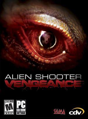 Alien Shooter: Vengeance cover