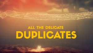All the Delicate Duplicates cover