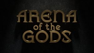 Arena of the Gods cover