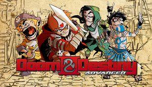 Doom & Destiny Advanced cover
