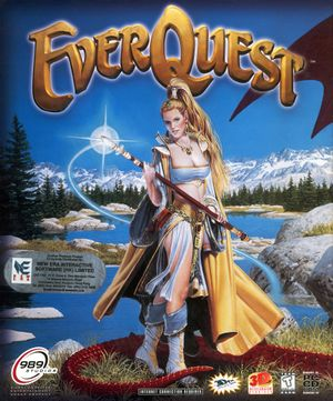 EverQuest cover