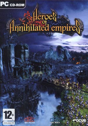 Heroes of Annihilated Empires cover