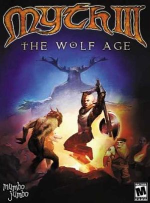 Myth III: The Wolf Age cover