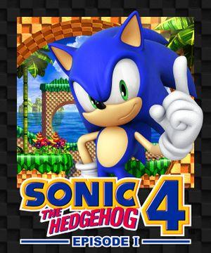 Sonic the Hedgehog 4: Episode I cover