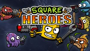 Square Heroes cover