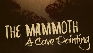 The Mammoth: A Cave Painting cover