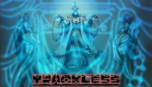 Trackless cover