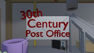 30th Century Post Office cover