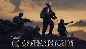 Afghanistan '11 cover