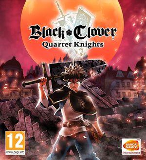 Black Clover: Quartet Knights cover