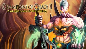 Champions of Chaos II: Ambassadors of the Arena cover