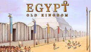 Egypt: Old Kingdom cover