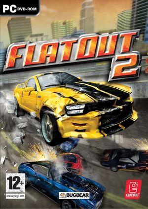 FlatOut 2 cover