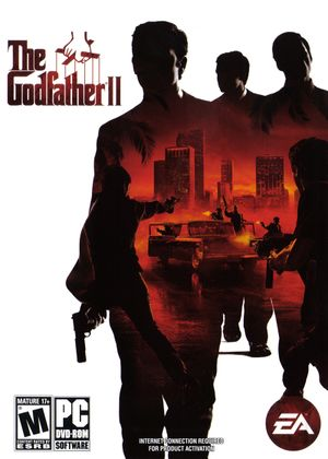 The Godfather II cover