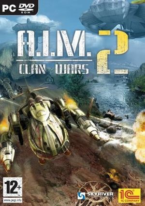 A.I.M. 2: Clan Wars cover